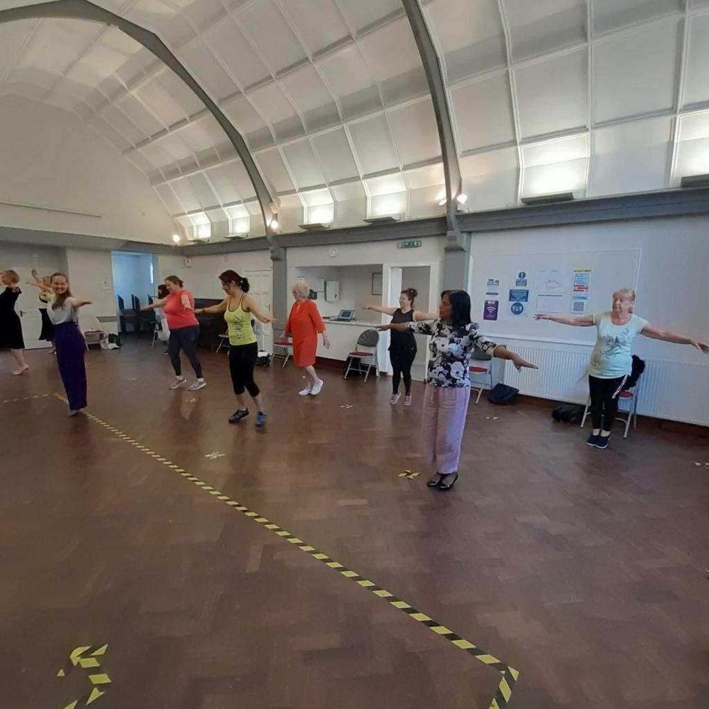 Extend Dance Class